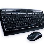 Logitech Comboss MK320 Software