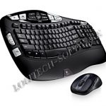 Logitech MK550 Wireless Software