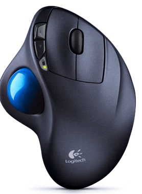 Logitech M570 Wireless Trackball Drivers Download & Software for Mac OS