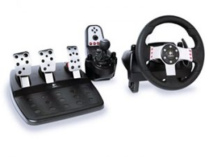 Logitech G27 Racing Software & Drivers Download, Manual Setup