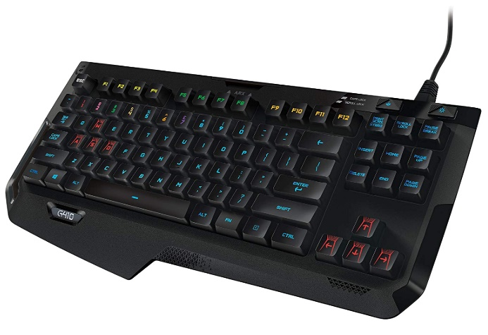 Logitech G410 Mechanical Gaming Keyboard Software & Drivers Download