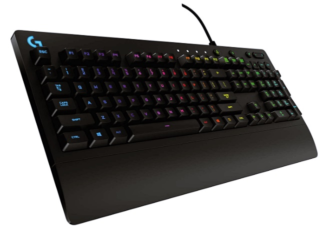 Logitech G213 Gaming Keyboard, Driver Download & Software, Manual