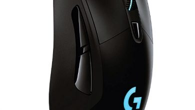 Photo of Logitech G703 Lightspeed Gaming Mouse with POWERPLAY
