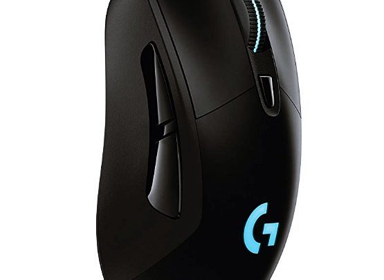 Logitech G703 Lightspeed Gaming Mouse with POWERPLAY