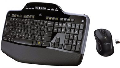 Photo of Logitech MK850 Performance Wireless Keyboard and Mouse Combo